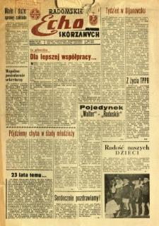 Radomskie Echo Skórzanych, 1968, R. 13, nr 2