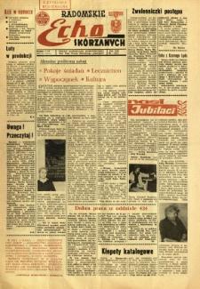 Radomskie Echo Skórzanych, 1968, R. 13, nr 7