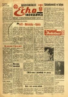 Radomskie Echo Skórzanych, 1968, R. 13, nr 8