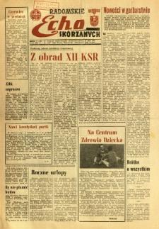 Radomskie Echo Skórzanych, 1968, R. 13, nr 19