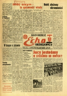 Radomskie Echo Skórzanych, 1968, R. 13, nr 24