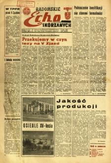 Radomskie Echo Skórzanych, 1968, R. 13, nr 25