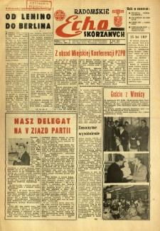 Radomskie Echo Skórzanych, 1968, R. 13, nr 27