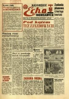 Radomskie Echo Skórzanych, 1968, R. 13, nr 29