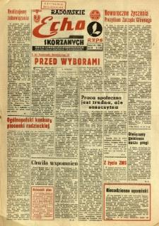 Radomskie Echo Skórzanych, 1969, R. 14, nr 1