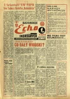 Radomskie Echo Skórzanych, 1969, R. 14, nr 2