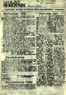 Wolny Robotnik, 1985, nr 2
