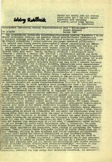 Wolny Robotnik, 1986, nr 3