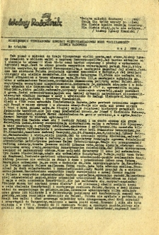 Wolny Robotnik, 1986, nr 5