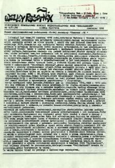 Wolny Robotnik, 1986, nr 6