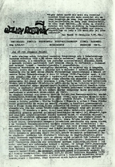 Wolny Robotnik, 1987, nr 9