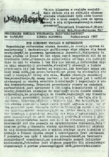 Wolny Robotnik, 1987, nr 10