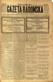 Gazeta Radomska, 1894, R. 11, nr 41