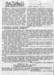 NSZZ Solidarność Ziemia Radomska, 1982, nr 5