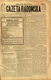 Gazeta Radomska, 1894, R. 11, nr 52