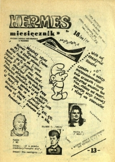 Hermes, 1988, R. 4, nr 18
