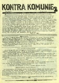 Kontra Komunie, 1989, nr 2