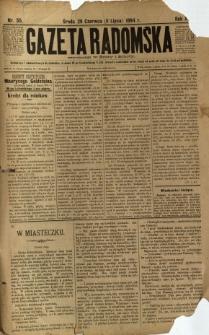 Gazeta Radomska, 1894, R. 11, nr 55