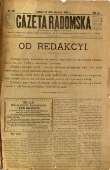 Gazeta Radomska, 1894, R. 11, nr 68
