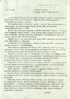 List otwarty, z dnia 27 czerwca 1988 r.
