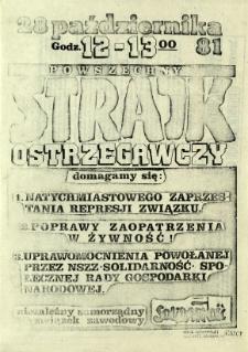 Powszechny Strajk Ostrzegawczy
