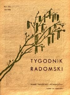 Tygodnik Radomski, 1934, R. 2, nr 13