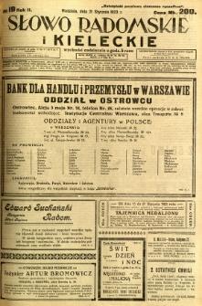 Słowo Radomskie i Kieleckie, 1923, R.2, nr 19