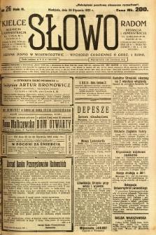 Słowo, 1923, R.2, nr 26