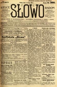 Słowo, 1923, R. 2, nr 31