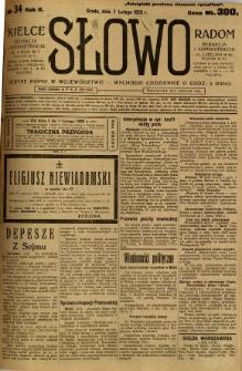 Słowo, 1923, R. 2, nr 34