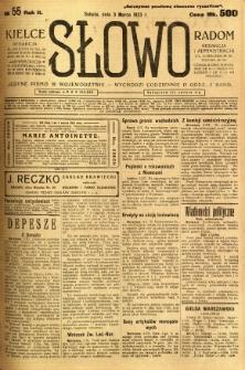 Słowo, 1923, R. 2, nr 55