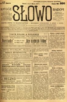 Słowo, 1923, R. 2, nr 57