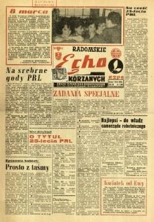Radomskie Echo Skórzanych, 1969, R. 14, nr 7