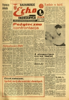 Radomskie Echo Skórzanych, 1969, R. 14, nr 11