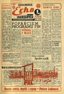 Radomskie Echo Skórzanych, 1969, R. 14, nr 12