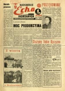 Radomskie Echo Skórzanych, 1969, R. 14, nr 18