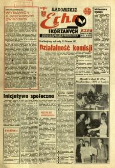 Radomskie Echo Skórzanych, 1969, R. 14, nr 20