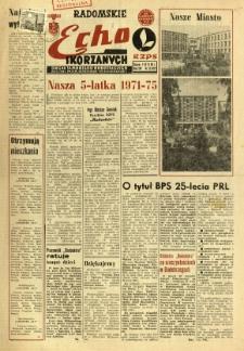 Radomskie Echo Skórzanych, 1969, R. 14, nr 23