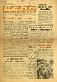 Radomskie Echo Skórzanych, 1974, R. 19, nr 21