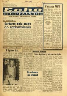 Radomskie Echo Skórzanych, 1974, R. 19, nr 22