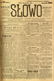 Słowo, 1923, R. 2, nr 69