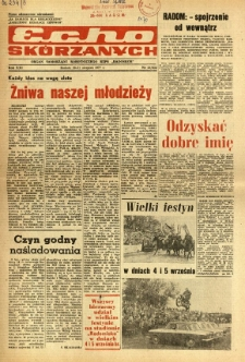 Radomskie Echo Skórzanych, 1976, R. 21, nr 24