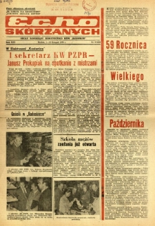 Radomskie Echo Skórzanych, 1976, R. 21, nr 31
