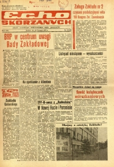 Radomskie Echo Skórzanych, 1976, R. 21, nr 32