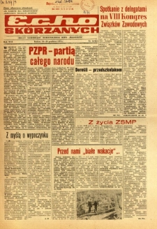 Radomskie Echo Skórzanych, 1976, R. 21, nr 35
