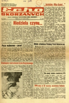 Radomskie Echo Skórzanych, 1977, R. 22, nr 3