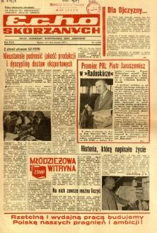 Radomskie Echo Skórzanych, 1977, R. 22, nr 11