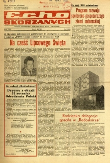 Radomskie Echo Skórzanych, 1977, R. 22, nr 21
