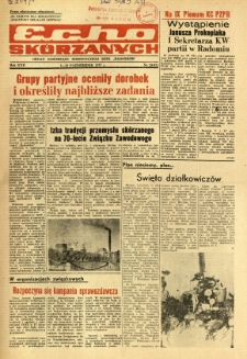 Radomskie Echo Skórzanych, 1977, R. 22, nr 28
