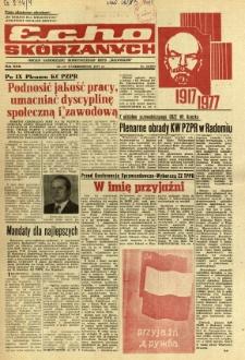 Radomskie Echo Skórzanych, 1977, R. 22, nr 30